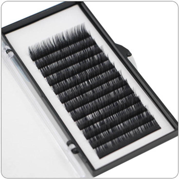 Distribute Top Sale Deeply Black Eyelash Extension
