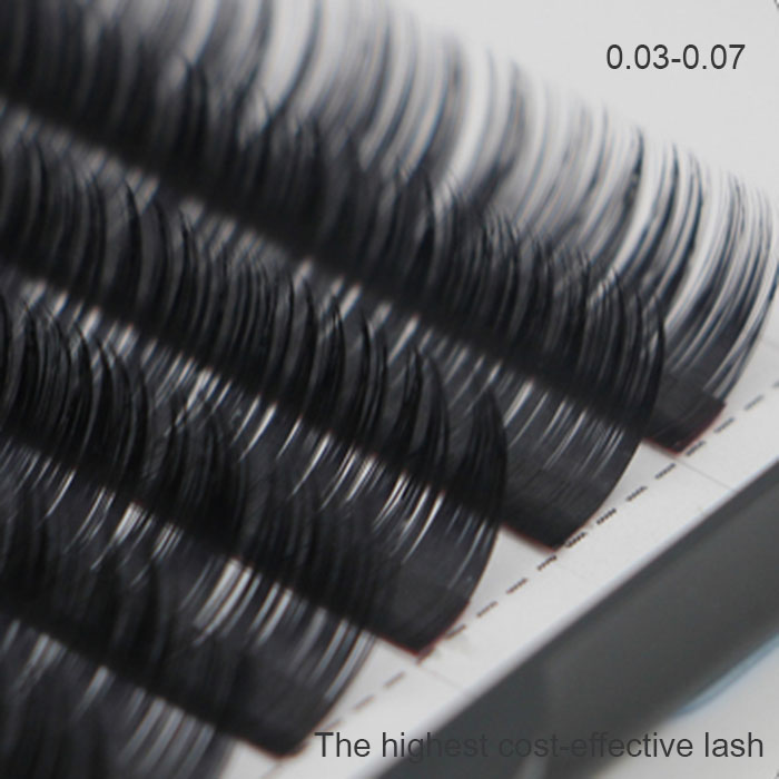 0.03-0.07 Volume Eyelash Extension