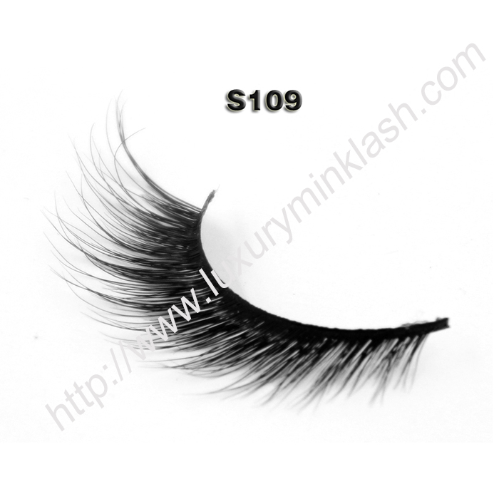 Faux Mink Eyelash Factory S109