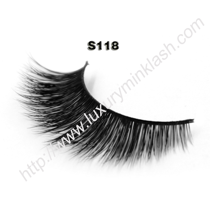 Faux Mink Eyelashes S118