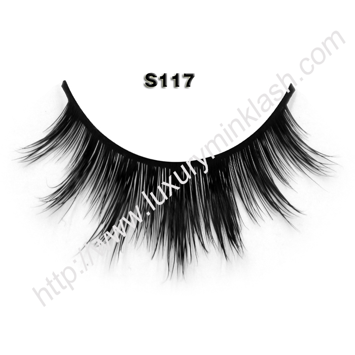 Faux Mink Eyelashes Wholesale S117
