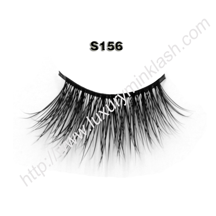 Regular Mink  Lashes Manufacturer S156
