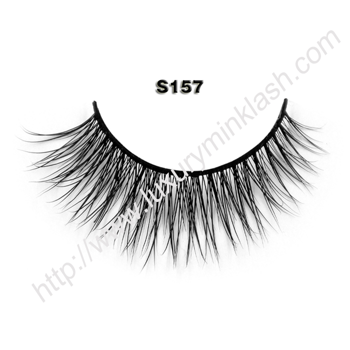 Regular Mink  Lashes S157