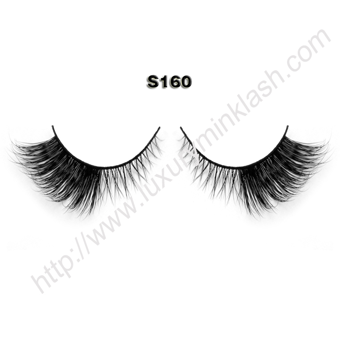 Wholesale Regular Mink Lashes S160