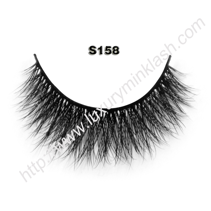 Regular  Mink Lashes Factory S158