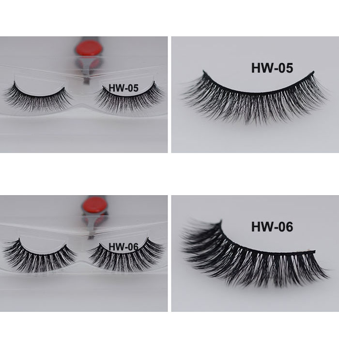 Faux Silk Mink 3D Eyelash Wholesale