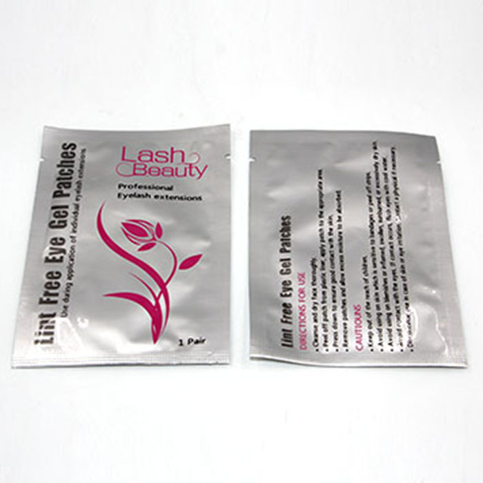 Top quality wholesale Lint Free Gel Eye Pads Eye Patches for Eyelash extension