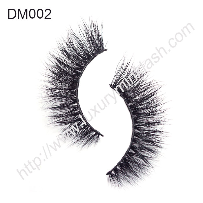 High Quality Mink Fur Lashes DM002