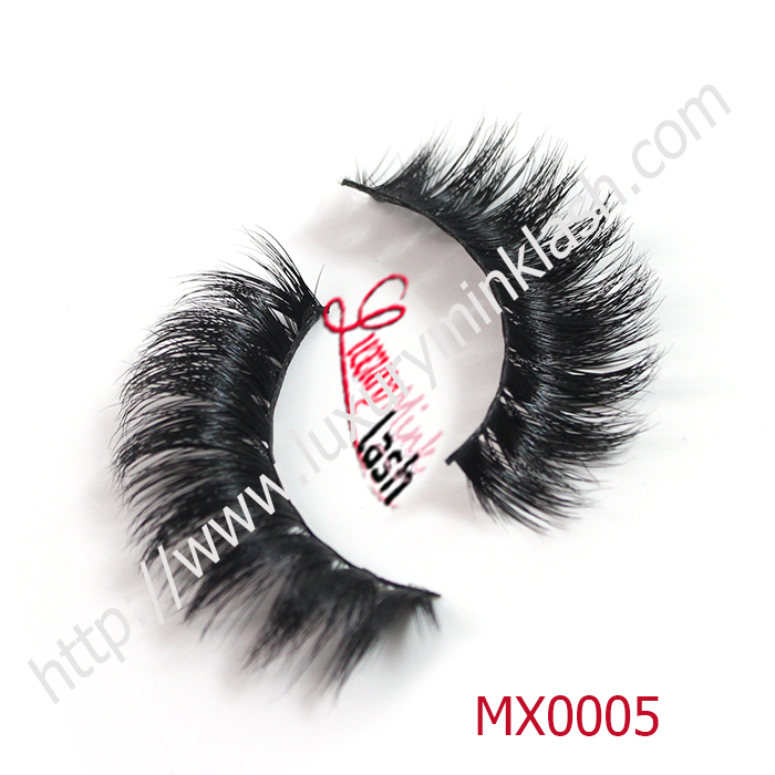High quality Mink Eyelash Products