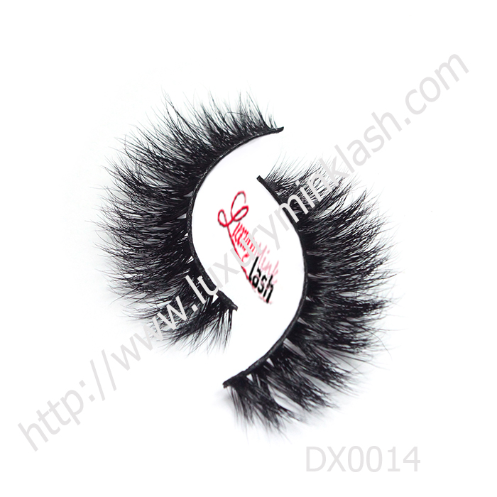 Hop grade super 3d mink eyelashes for party makeup