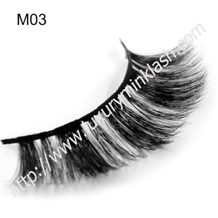 Wholesale Horse Hair False Lashes