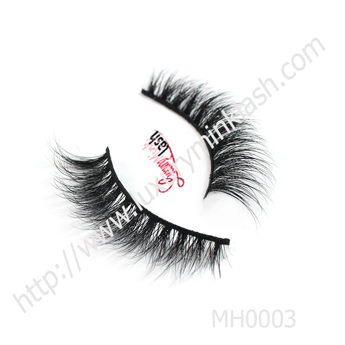 Hot Sale Super Natural Horse Hair Lashes