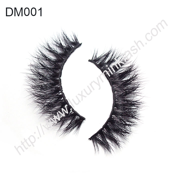 Hot Selling Mink Fur Lashes DM001