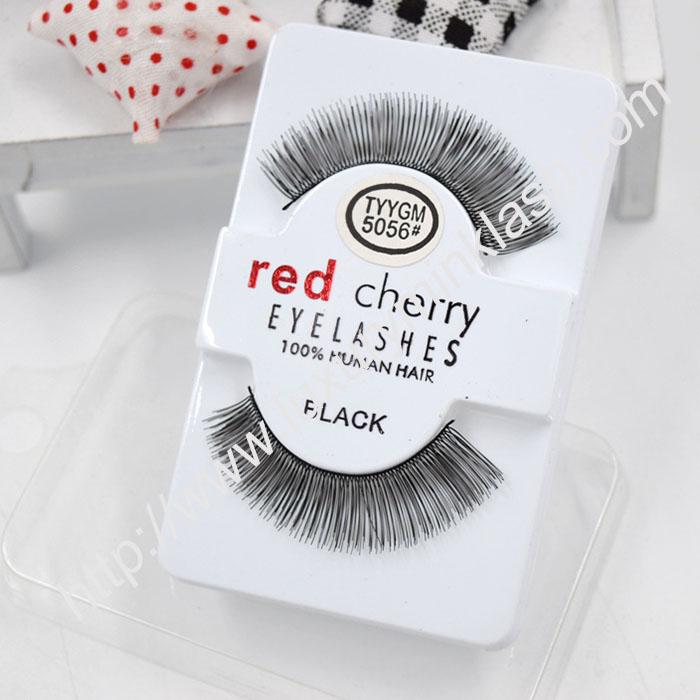Wholesale Red Cherry Eyelashes from china