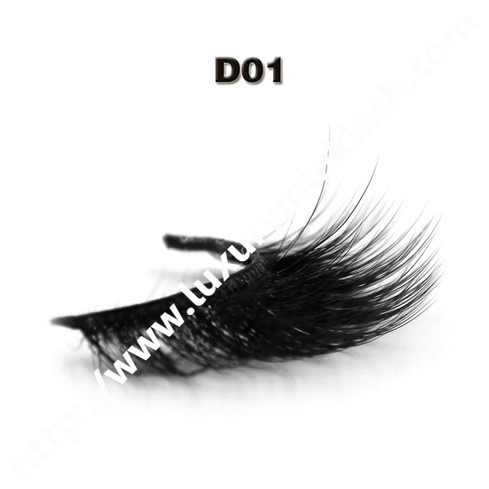 Best Selling Velour Lashes D01