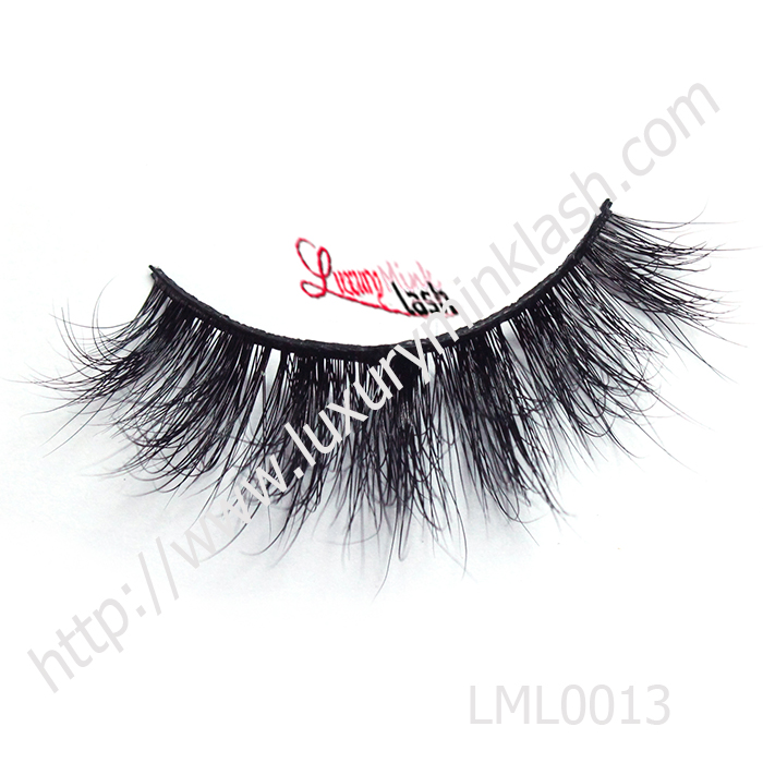 Invisiband 3D Mink Strip lashes