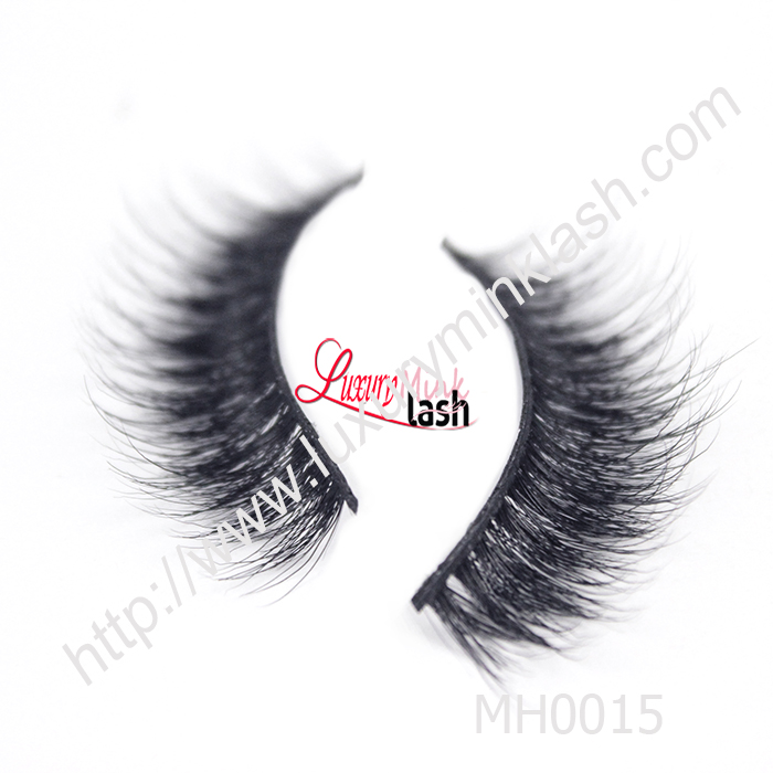 Invisible Band Horse Hair Lashes