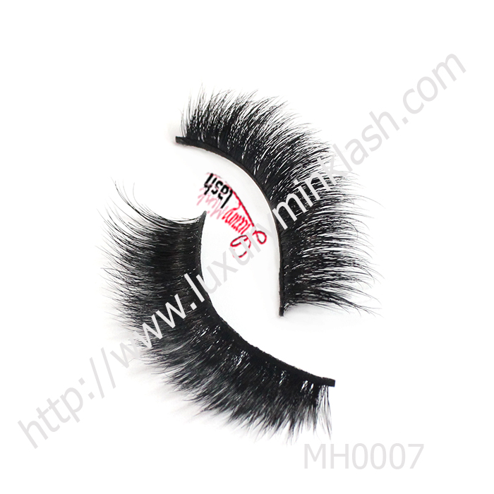 Luxury Horse Hair Strip Eyelashes