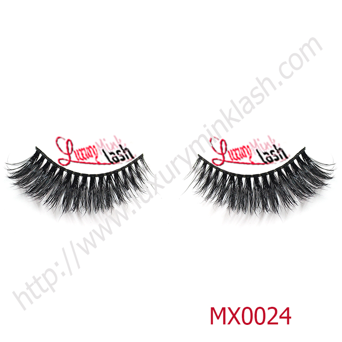 luxury mink fur eyelashes mink eyelashes