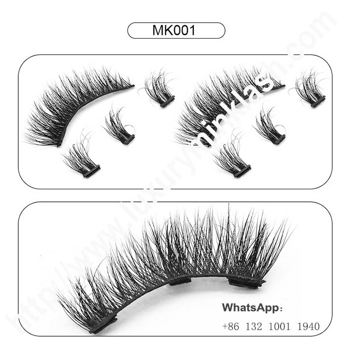 Wholesale Magnetic Eyelash Extensions