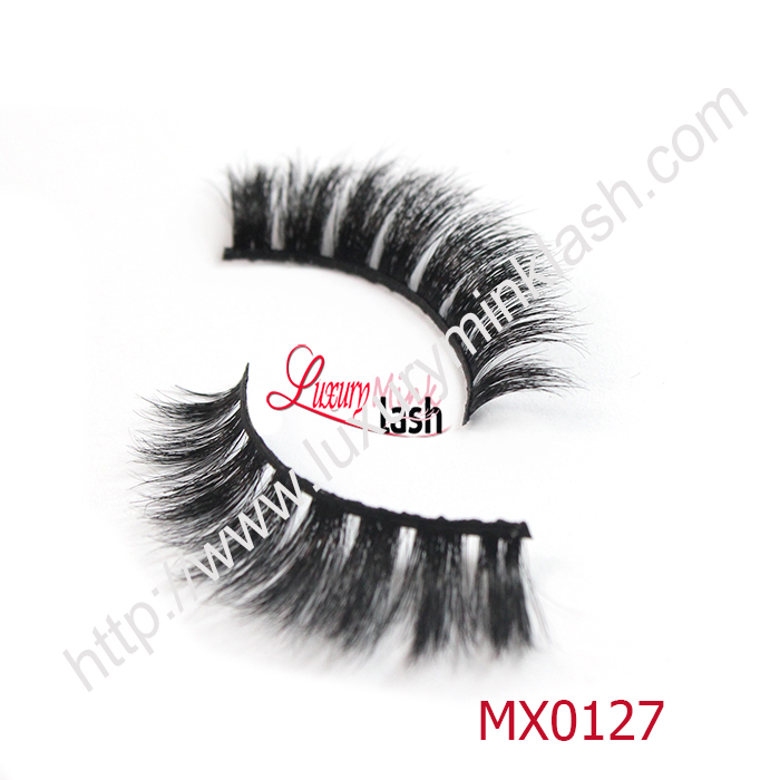 100% Mink Eyelashes Customized Packing Box