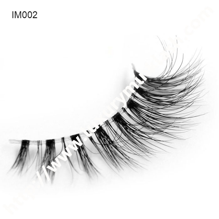 Best Invisible Band 3D Mink Lashes