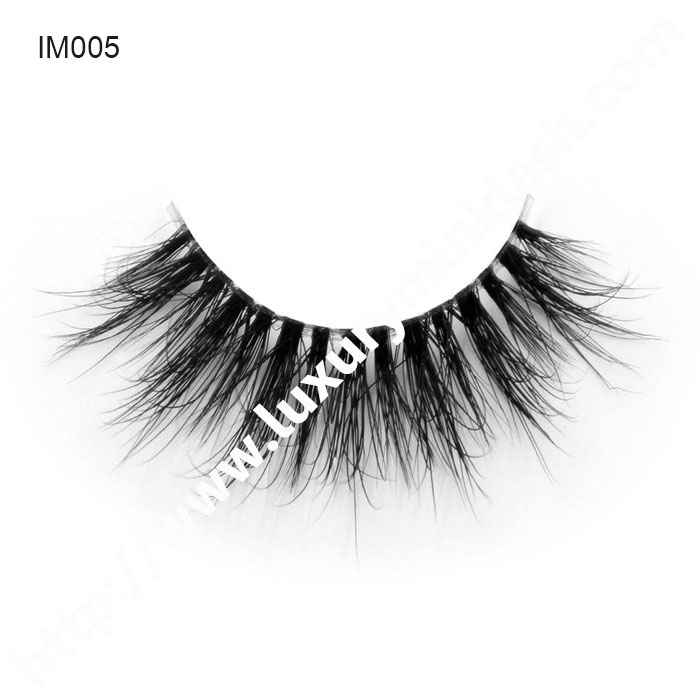 Best Invisible Band 3D Mink Lashes Manufacture