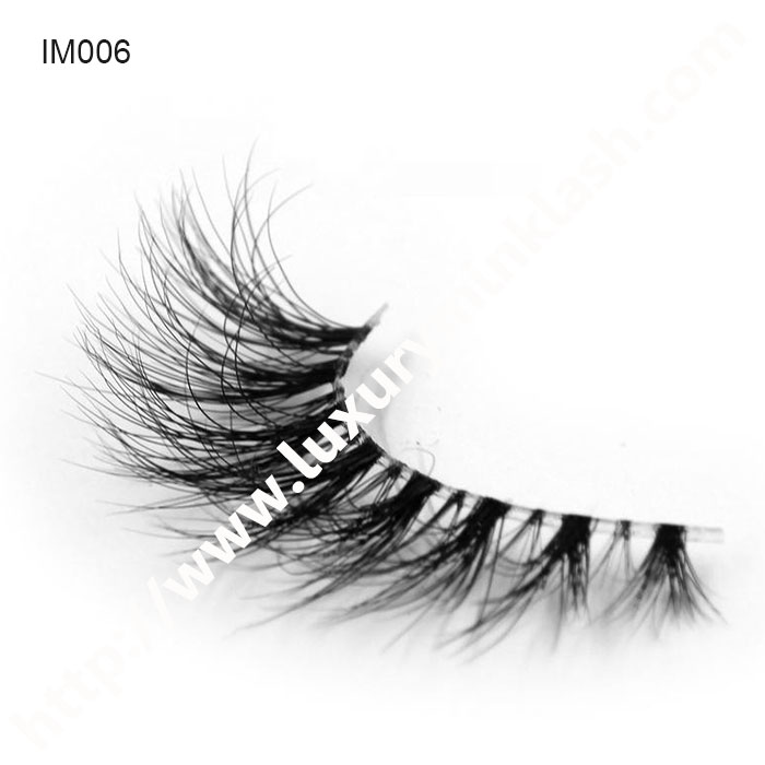 Best Naked Band 3D Mink Lashes Supplier