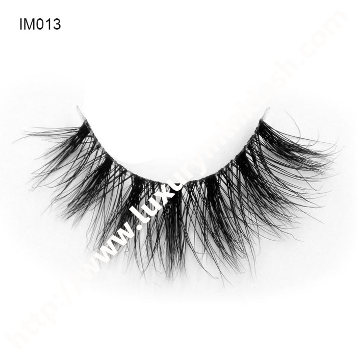 Naked Band Mink Lashes Manufacture
