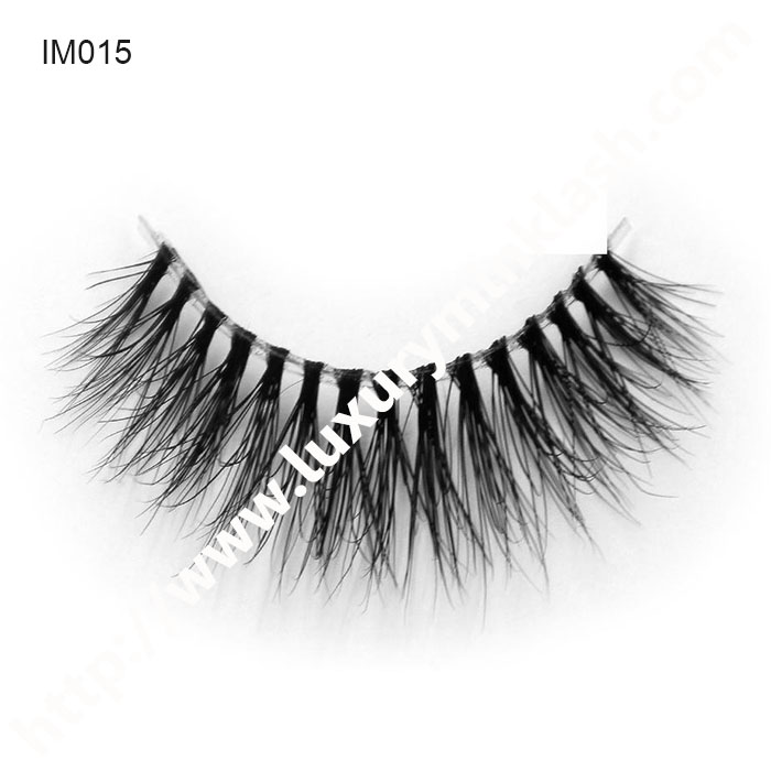 Best Seller Naked Band Mink Lashes