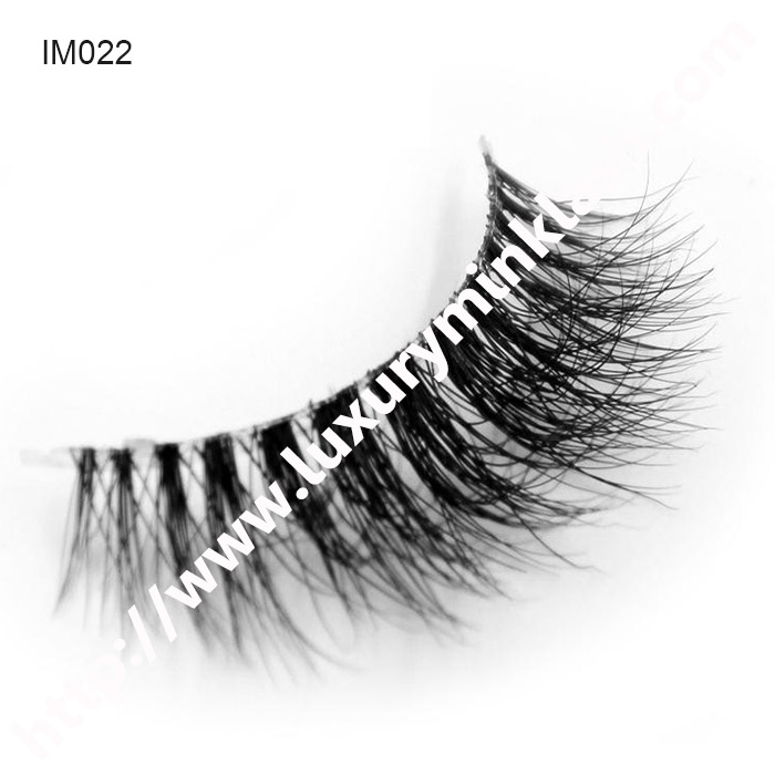 Best Wholesale 3D Mink Lashes Manufacture