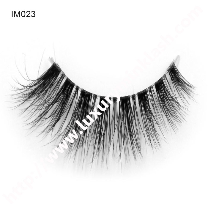 Naked Band Mink Lashes With Good Price