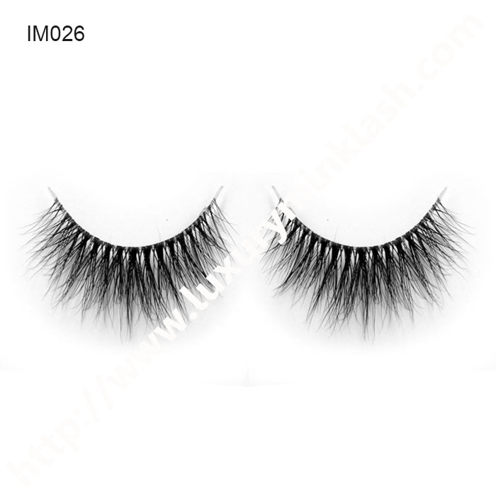 Naked Band Mink Lashes With Competitive Price