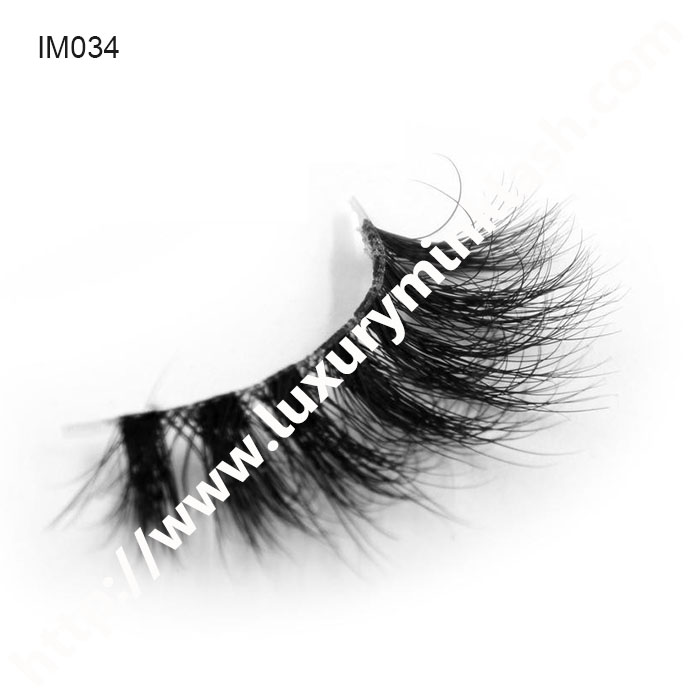 Magnificent 3D Mink Lashes With Factory Price