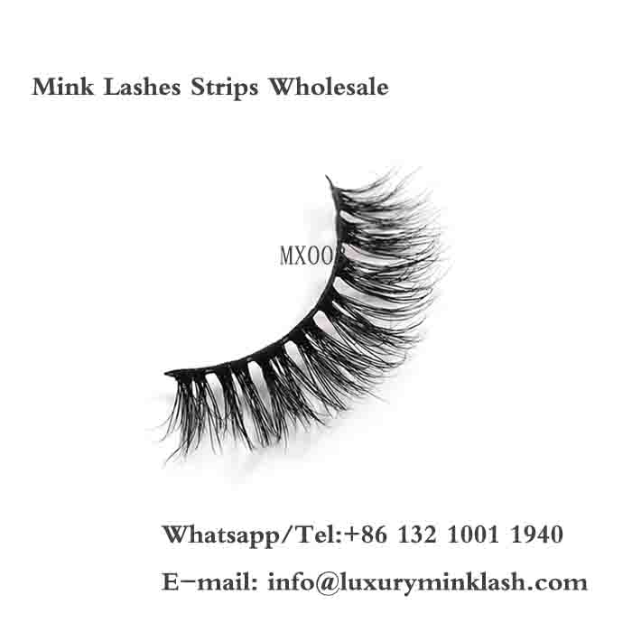 Mink Eyelashes Wholesale China