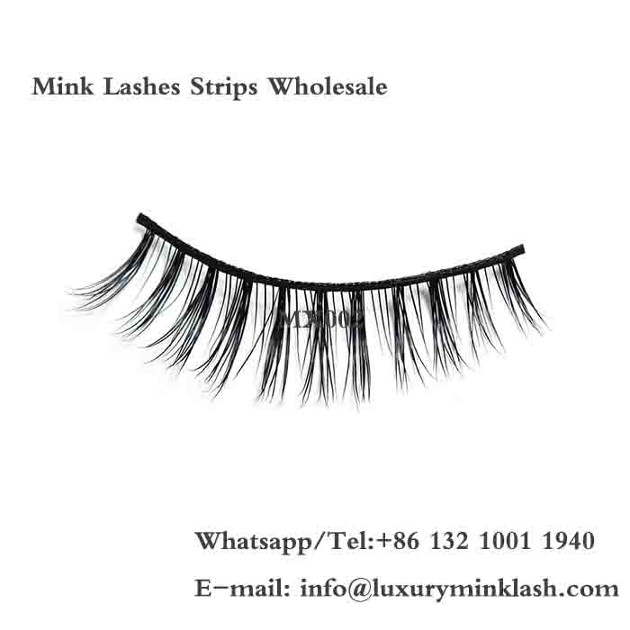 Mink Eyelashes Wholesale Private Label