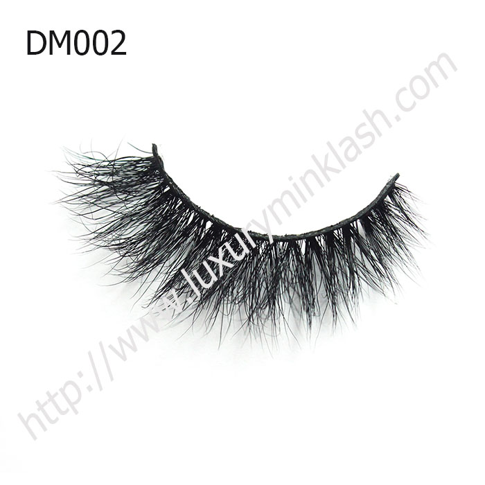 Wholesale private label mink eyelashes