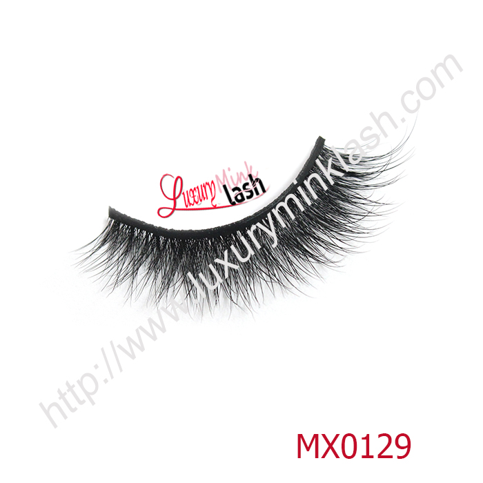 New Arrival Luxury Top Quality Real Mink Eyelashes