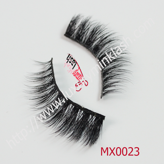 New fashion real mink eyelashes
