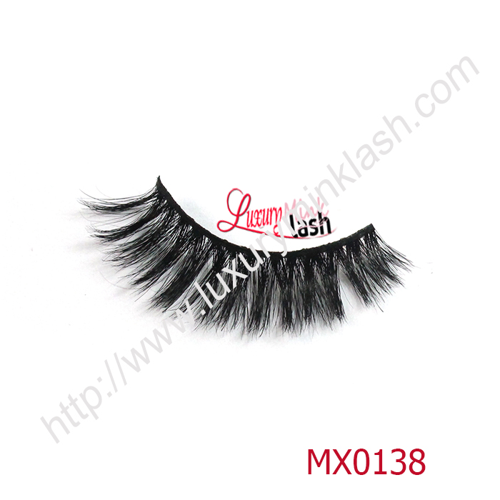 Newly Developed Top Rank Real Mink Eyelashes