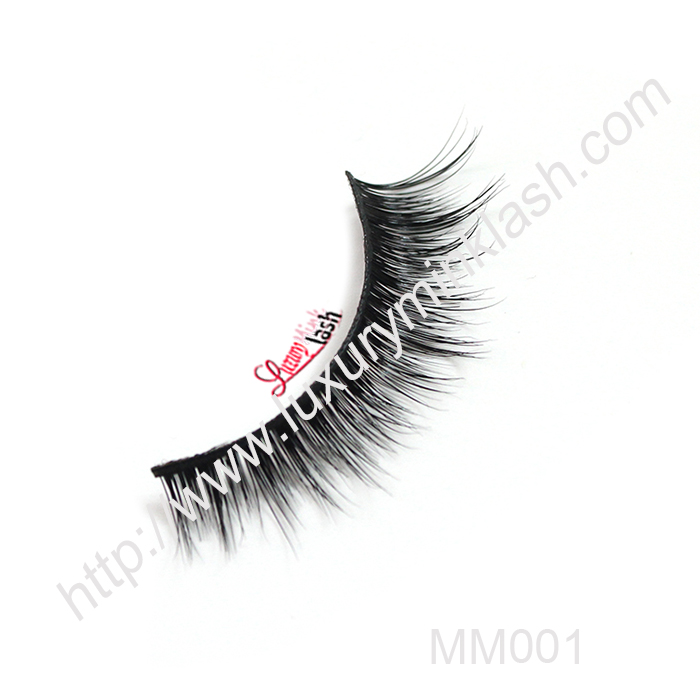 Ordinary Mink Eyelashes Factory MM001