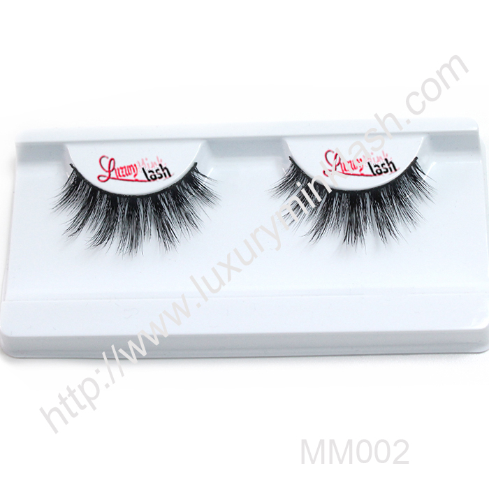 Ordinary Mink Eyelashes Wholesale MM002
