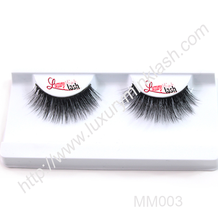 Ordinary Mink lashes Supplier MM003