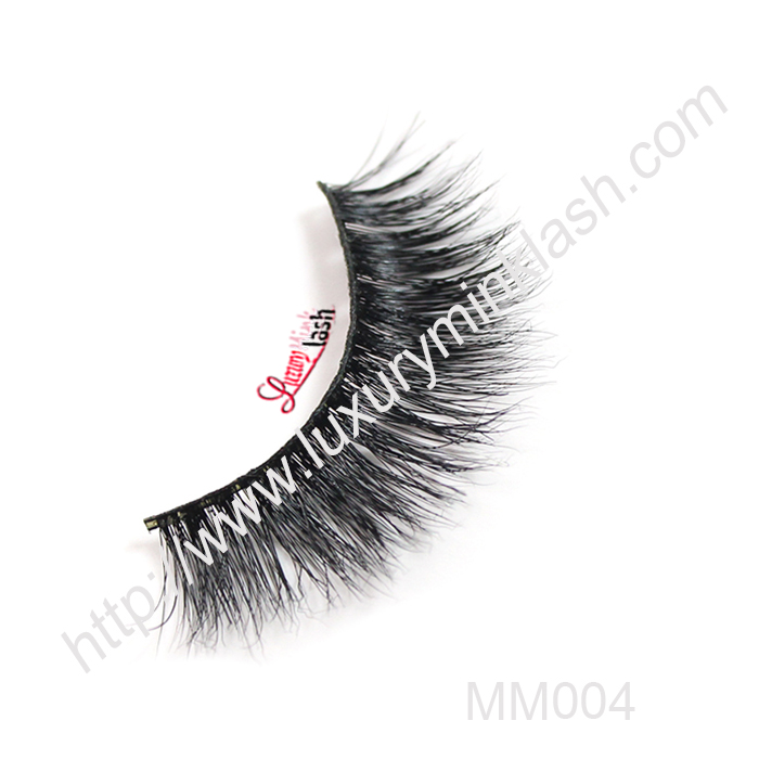 Ordinary Mink Eyelashes MM004