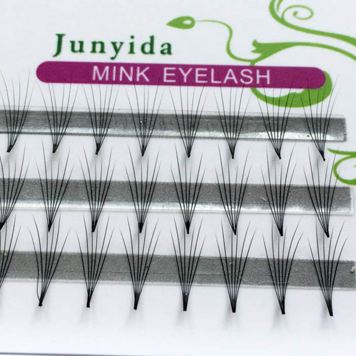 Premade Fans Volume Eyelashes Extensions