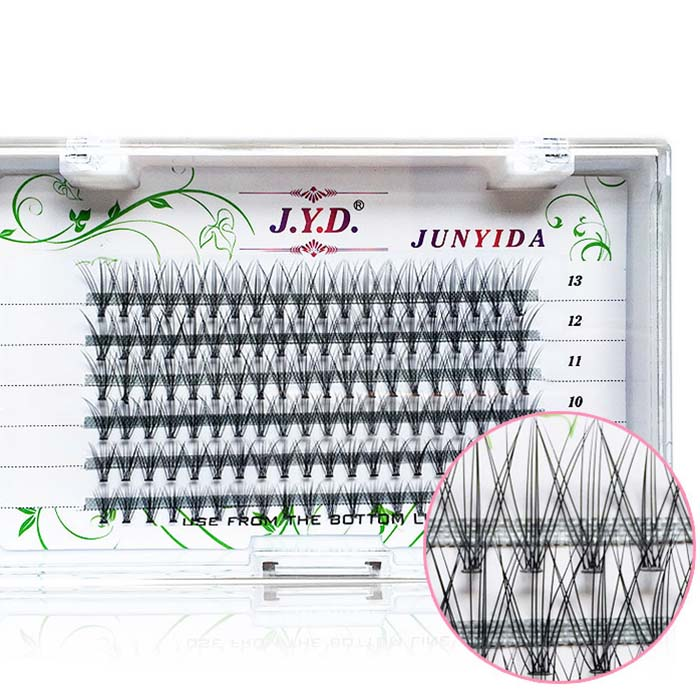 2D-20D Premade Fanned Lashes Extensions