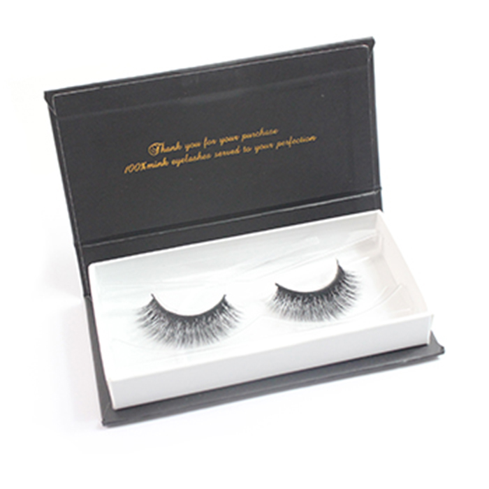 Private Label Custom Mink lashes Packaging BOX 009