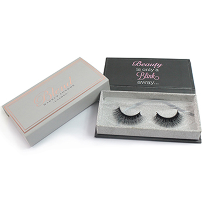 Private Label Custom Mink lashes Packaging BOX 007