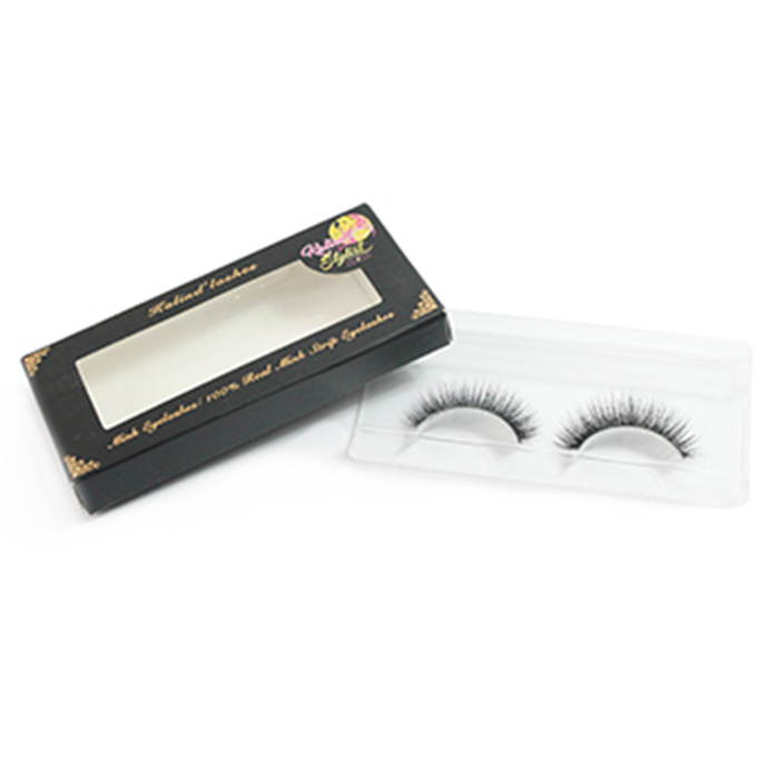 Private Label Custom Mink lashes Packaging BOX 006