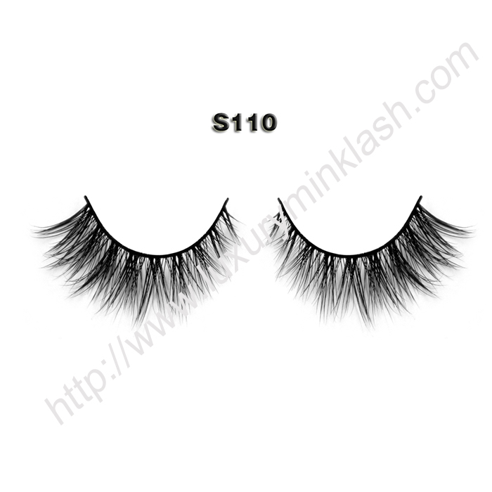 Private Label Faux Eyelashes S110